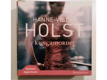 Ljudbok Kungamordet av Hanne-Vibeke Holst. Fantastiskt bra! - Flyinge - Ljudbok Kungamordet av Hanne-Vibeke Holst. Fantastiskt bra! - Flyinge