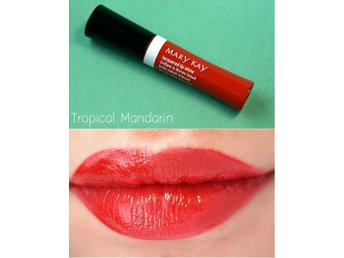 Mary kay Tropical mandarin läppglans