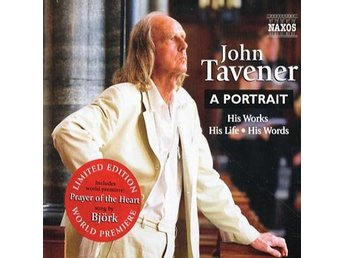 Tavener John: A portrait (2 CD)