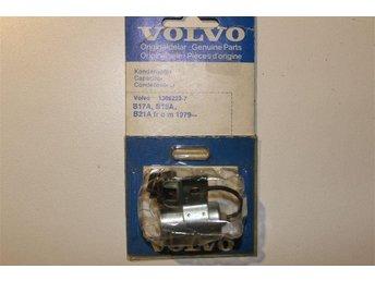 En kondensator Volvo orig B17A,B19A,B21A. - Färila - En kondensator Volvo orig B17A,B19A,B21A. - Färila
