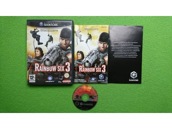Rainbow Six 3 KOMPLETT Gamecube Nintendo Game Cube