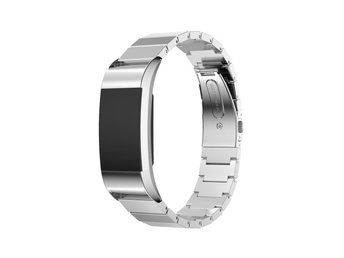 Fitbit Charge 2 elegant klockarmband - Silver