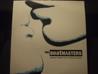 MAXI 12:A - THE BEATMASTERS. Dunno what it is (about You). 1991