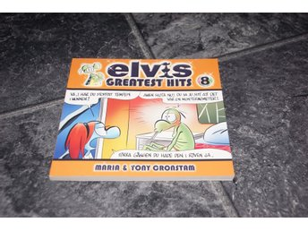 Bok - Elvis Greatest Hits