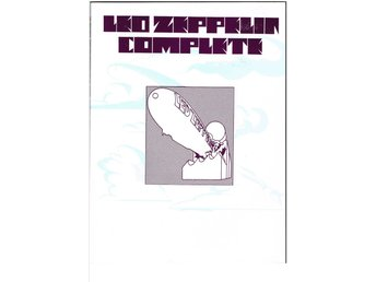 LED ZEPPELIN COMPLETE - texter, noter, ackord