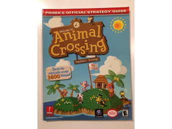 - ANIMAL CROSSING - GC - OFFICIELL GUIDE -