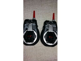 Nya walkie talkies Star wars