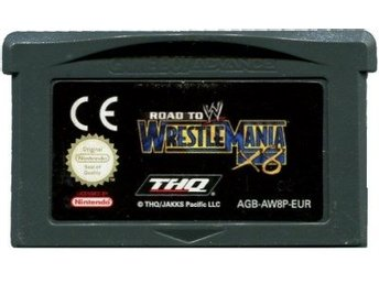 GBA - WWF Road to Wrestlemania X8 (Beg)