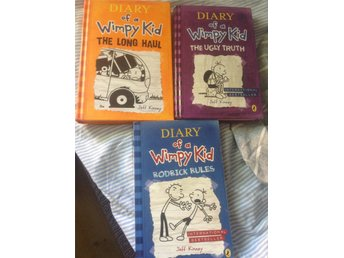 Diary of a wimpy kid: The ugly truth (ENG)