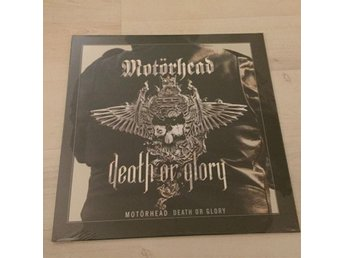 MOTÖRHEAD - DEATH OR GLORY LP