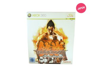Tekken 6 -- Limited Edition (EUR / 360)