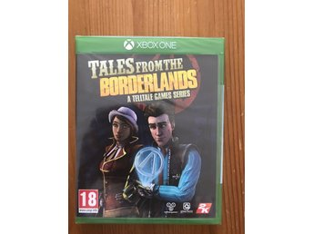 [XBOX ONE] TALES FROM THE BORDERLANDS : A TELLTALE GAMES... / NYTT & INPLASTAT