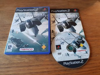 ACE COMBAT SQUADRON LEADER PS2 BEG