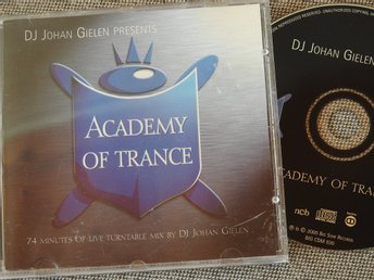 DJ Johan Gielen presents Academy of Trance CD