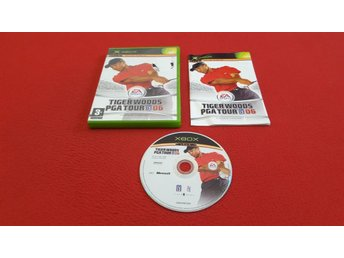 TIGER WOODS PGA TOUR 06 till Xbox