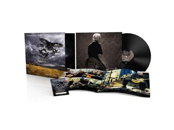 Gilmour David: Rattle that lock (Vinyl LP + Download)