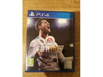 FIFA 2018 PLAYSTATION 4