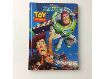Bok, Toy Story, Richters, Inbunden, ISBN: 9789177053033