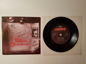 "Choo chine & friends - Everybody wants a white Christmas 7"" vinylsingel FINT EX"