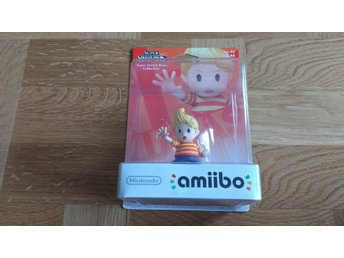 NY! Amiibo: Lucas - Earthbound Nintend   (340014100) ᐈ Spelerill på