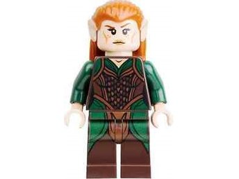 Lego - Figurer - Hobbit Lord Of the rings Sagan om ringen Tauriel 79001 LF21-5