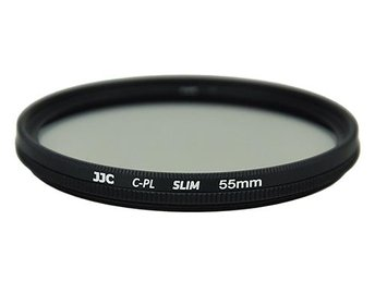 JJC Slim CPL 55mm
