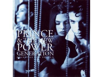 Prince & NPG - Diamonds And Pearls (1991) CD, Reissue, Paisley Park, New/sealed.
