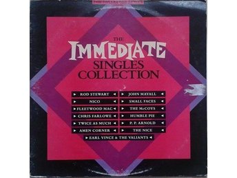 Various  Artists titel*  The Immediate Singles Collection* 2 × LP, Comp.