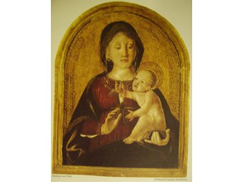 Ikonbild Madonna and child, Attributed to Giocomo Pacchiarot