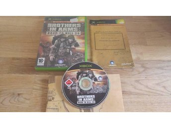 Brothers in arms Road to hill 30 - Xbox Orginal