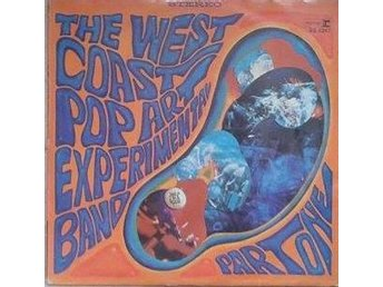The West Coast Pop Art Experimental Band titel* Part One* Psych Rock Germany LP