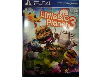 Little big planet ps4