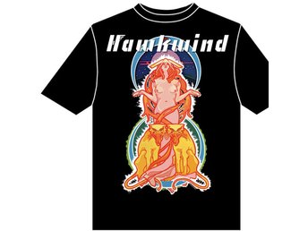 HAWKWIND SPACE RITUAL T-Shirt - X-Large