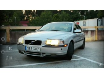 Volvo s80 2.4t 2002 Automat