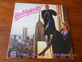 BOBBYSOCKS - Waiting for the morning, LP Mariann 1986