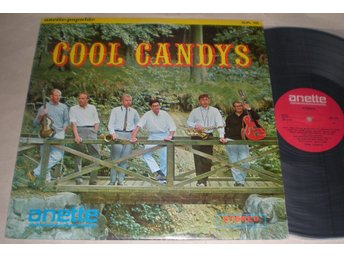 Cool Candys LP Same 1966 M-