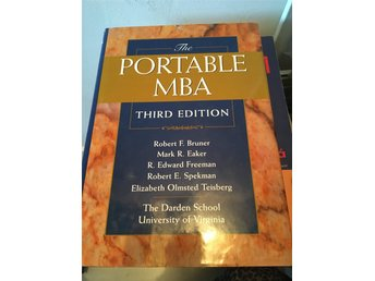 Portable MBA Third Edition, The Darden School University of Virginia