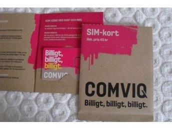 Javascript är inaktiverat. - Göteborg - Comviq start med nr: 0720-13 60 07 (072-013 60 07, 0720-136 007). Giltigt till 2018-06-30. Oregistrerat nummer som kan ta emot sms och samtal direkt då du ansluter det. För att behålla det, måste det laddas/tankas med pengar på din mobil/ - Göteborg