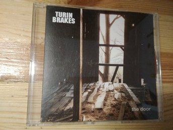 Turin Brakes - The Door, CDs