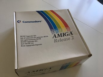 AMIGA ROM Upgrade Kit Release 2