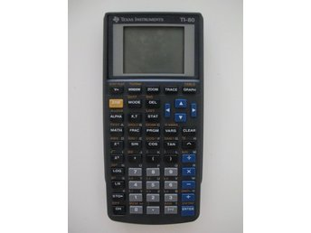 Texas Instruments TI-80
