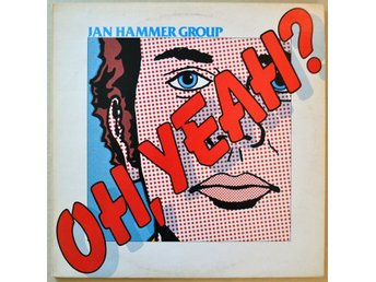 Jan Hammer Group Oh Yeah Vinyl LP 1976