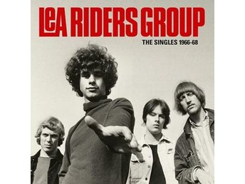 Lea Riders Group: The singles 1966-68 (Vinyl LP)