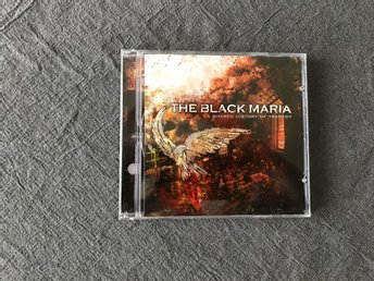 THE BLACK MARIA - A shared history of tragedy  - 2006 - promo CD