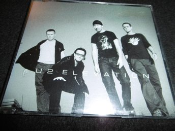 U2 - Elevation - CD-Maxi - 2001