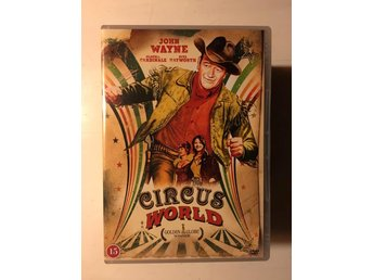 Circus world/John Wayne