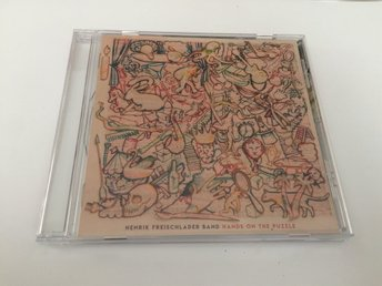 HENRIK FREISCHLADER BAND Hands On The Puzzle CD 2018 Import