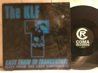 KLF - LAST TRAIN TO TRANCENTRAL - MAXI