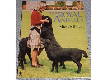 The Royal Animals av Michele Brown Häftad bok. ISBN 0491029136 (1981)