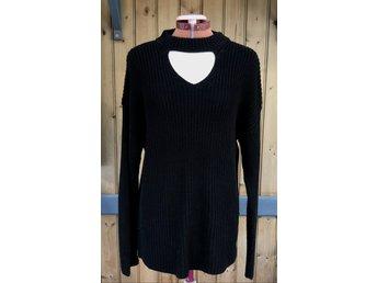 Stickad tröja från Gina Tricot Stl. L